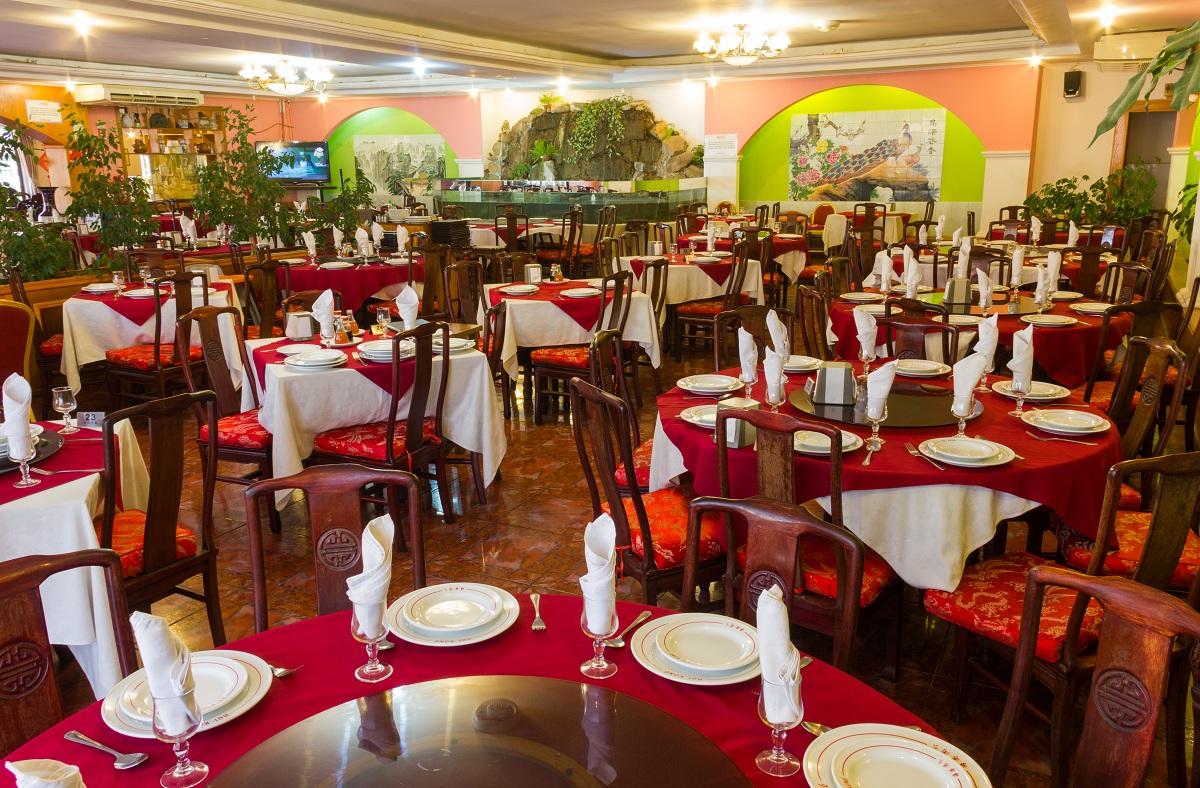 restaurant fotografía