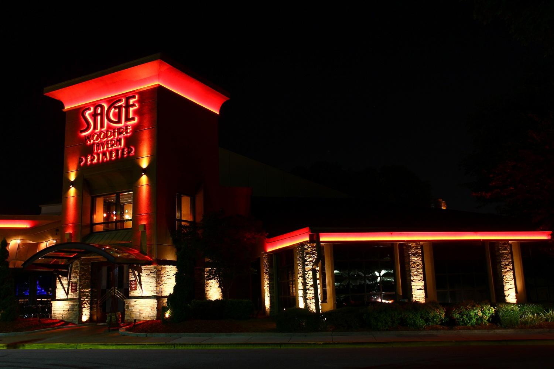 restaurant design photography