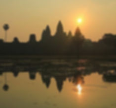 Angkor Wat photo print
