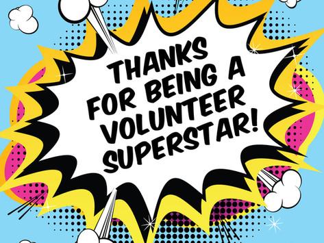 This Is National Volunteer Week!