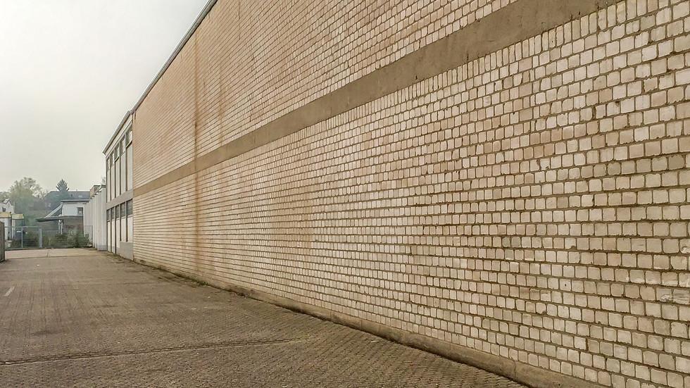 Ansicht Wand