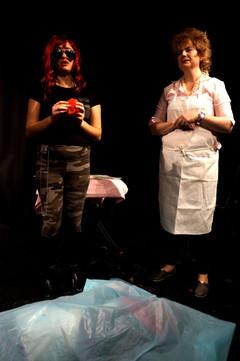 Natalie Hunter and Nannette Deasy