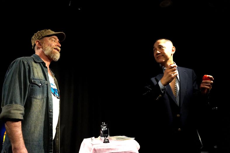 Curt Dixon and Robert Baumgardner