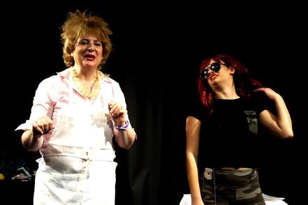 Nannette Deasy and Natalie Hunter