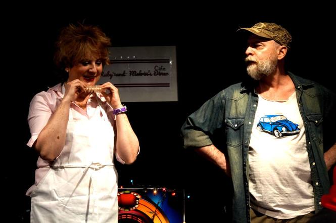 Nannette Deasy and Curt Dixon