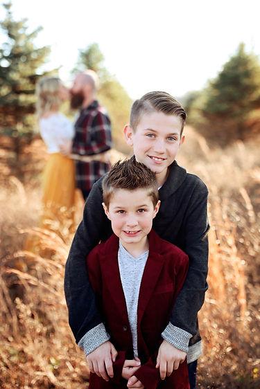 Kansas City Family Portrait Photographer