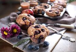 Blueberry muffin-8 F