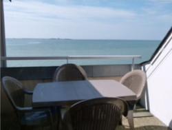 terrasse 6 m² domine la baie du 3ème