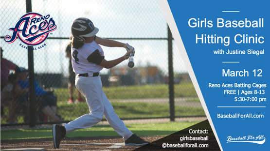 Girls Baseball Games & Opportunities | Baseball For All