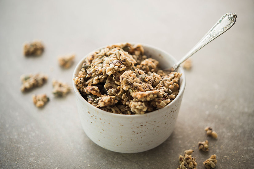 Super Chia Twins Granola