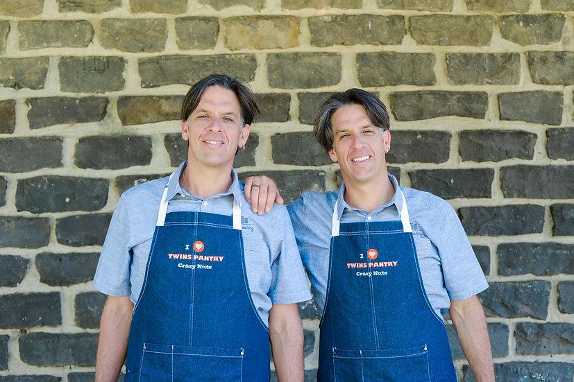 Twins Pantry Apron