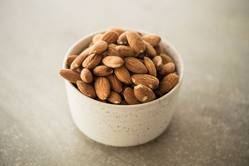 Roasted Unsalted Australian Almonds