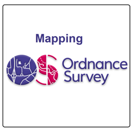 OS maps for GSM/SPOT hires