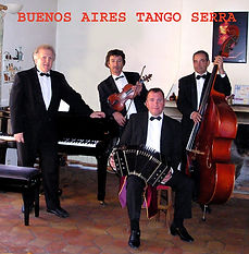 Stéphane CHARLES, Serge ABELLO, Ruben SERRA, Christian CORDIER, tango, piano, pianiste