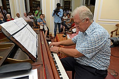 Stéphane CHARLES, PLEYEL de l'IFP, piano, pianiste