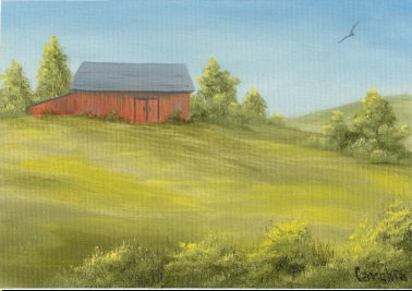 Country Barn E-Packet