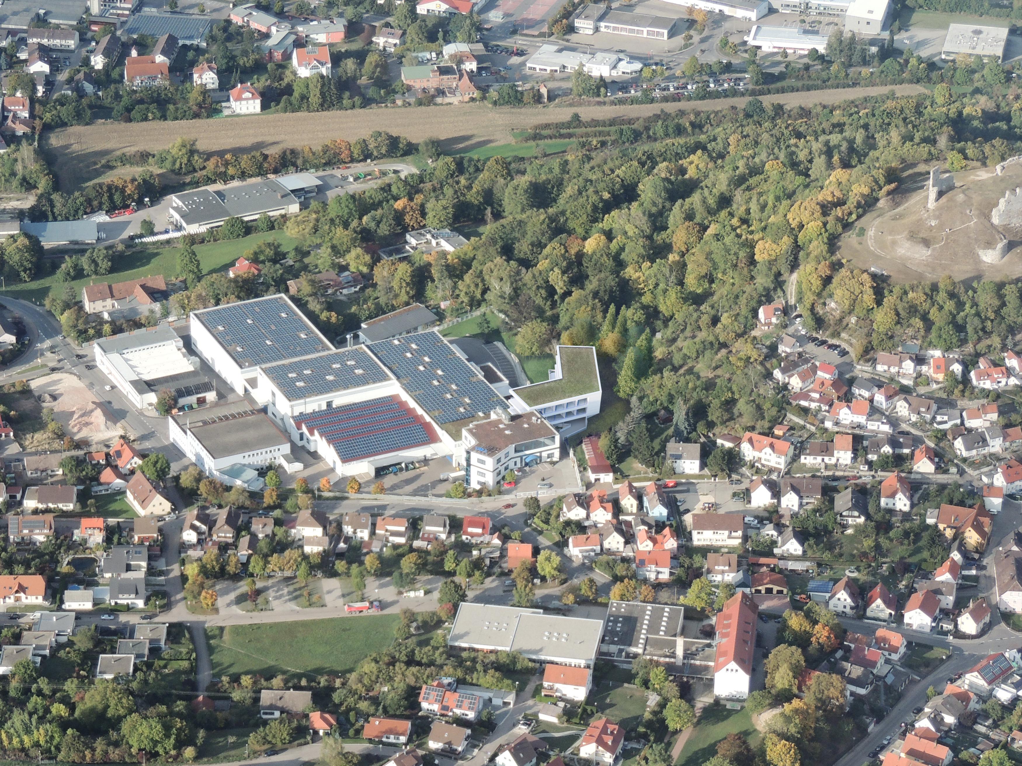 VAF Visualisierung Luftbild