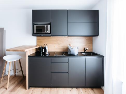 Apartment Smart Küche