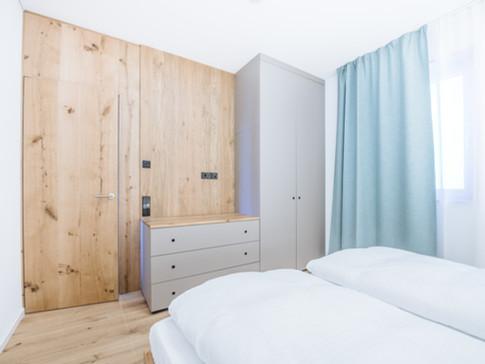 Apartment Comfort Schlafzimmer