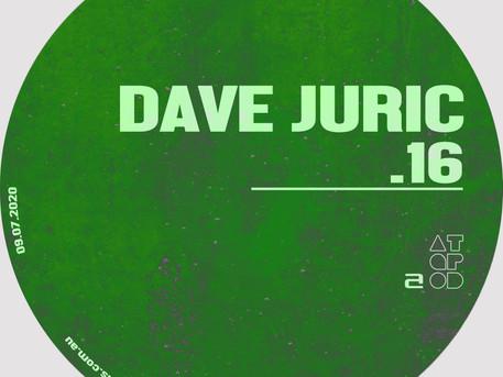 ATQPOD016 || Dave Juric