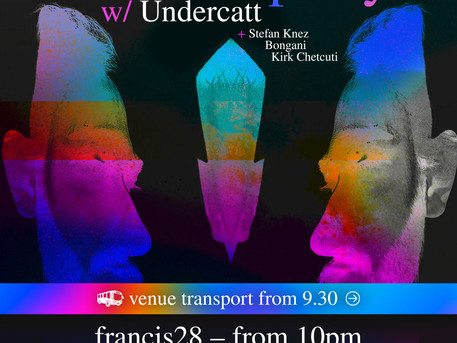 Undercatt Melbourne Afterparty