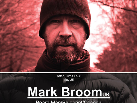 An interview with UK's finest in Mark Broom