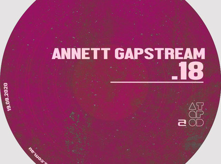 ATQPOD018 || Annett Gapstream (GER)