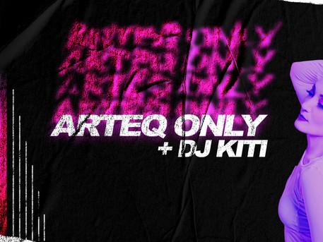 DJ Kiti joins Arteq Only this November