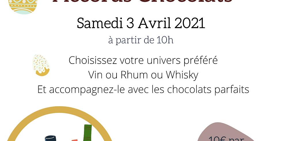Atelier Accords Chocolats