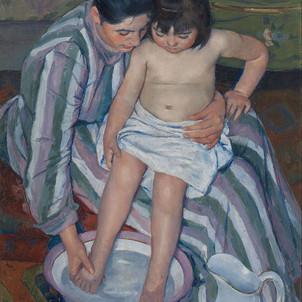 Mary Cassatt  US/France 1844-1926