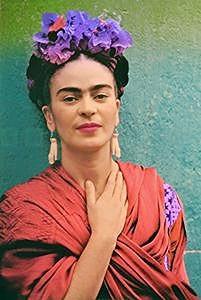 Frida Kahlo       Mexico      1907-1954