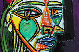 Picasso/ Inspired by Masks