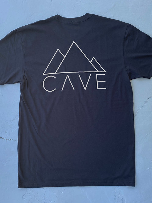 LARGE CAVE CREW NECK (BACK)