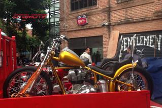 "Motor ""Chopper"" Jokowi Diantar ke Istana Bogor, Jadi Sejarah Baru"