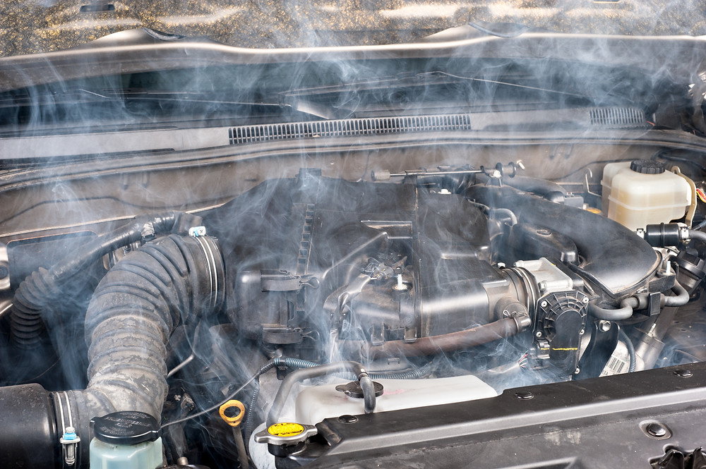 Ilustrasi mesin berasap | Brum Indonesia | Brum Service