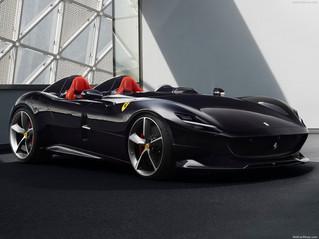 Ferrari Monza: Sensasi Jet Darat F1