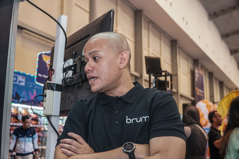 Bagus Mahadityo, CEO Brum Indonesia