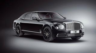 Dedikasi 100 Tahun Bentley