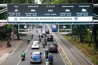 Aturan Ganjil Genap di Jakarta Dihapus pada 2021