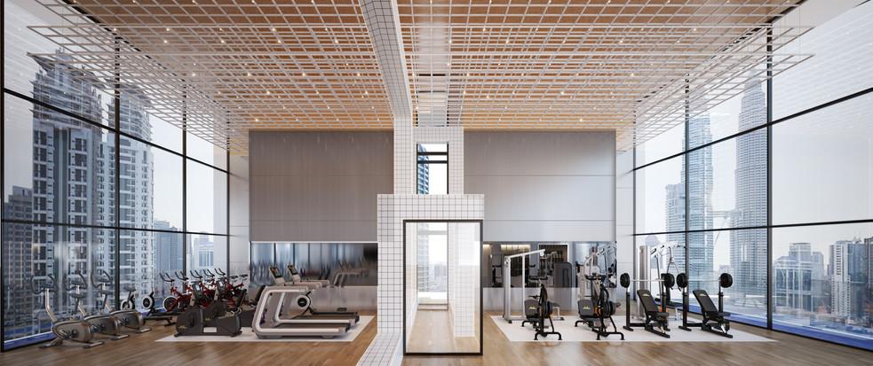 8 Conlay Gymnasium