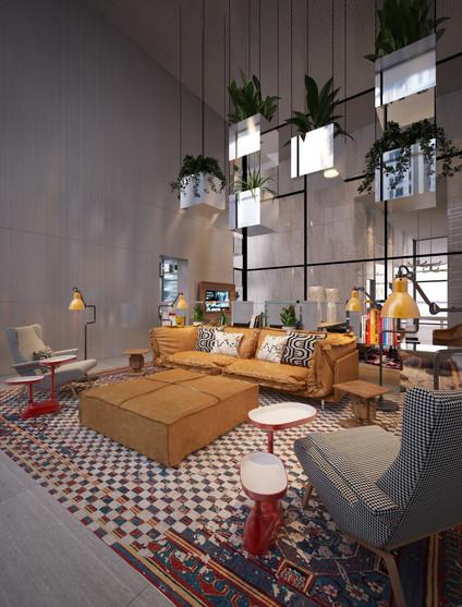 8 Conlay Lounge