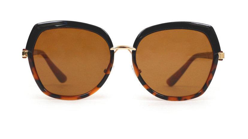 Aubrey Tortoiseshell Sunglasses