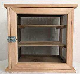 Fruit Cabinet - Alder Wood