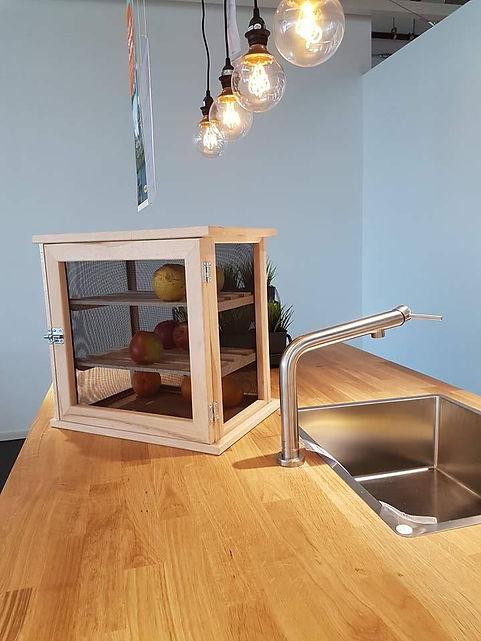pie safe -Fruit cabinet