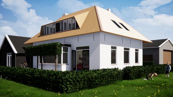 Renovatie woning - Ederveen