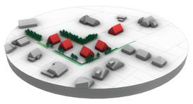 Situatiewijziging plangebied - Nijkerk