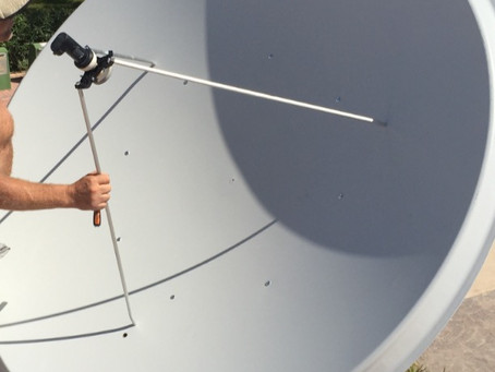 Sky tv engineer Spain Cost Blanca and Costa Calida Region