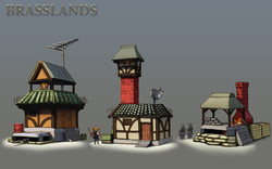 Brasslands Houses (Ranger)