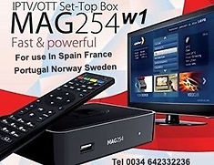 Iptv box for uk channels in Spain sky tv cards for spain sky cards for france germany iceland