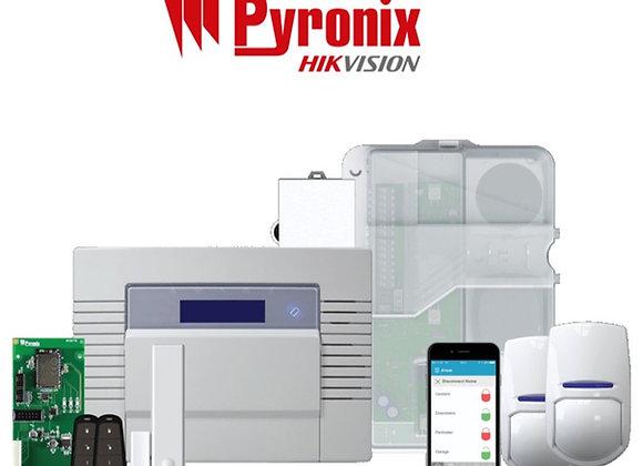 Costa Blanca pyronix Alarm System Smartphone and Remote control